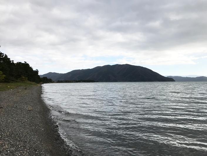 琵琶湖へバス釣り-北湖-秘密のポイント
