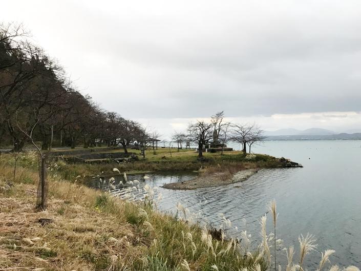 はじめての琵琶湖!北湖でブラックバス釣り-奥琵琶湖1